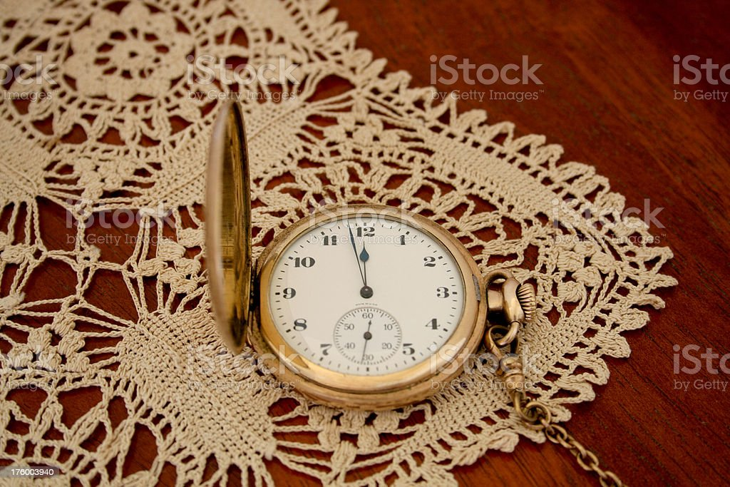 Almost Noon royalty-free stock photo