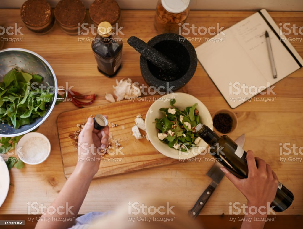 Almost ready! stock photo