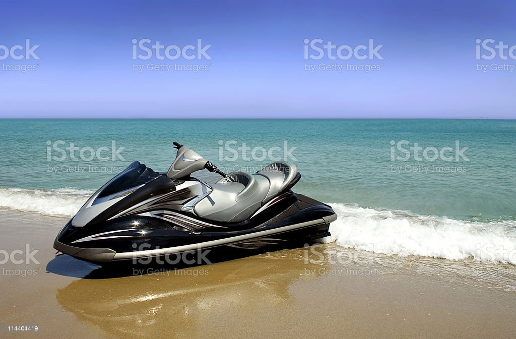 Almost Summer, Watersports royalty-free stock photo