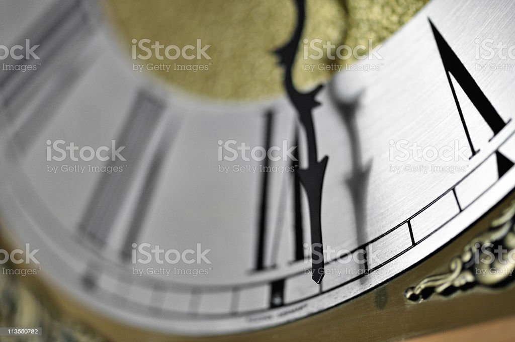 Almost time royalty-free stock photo