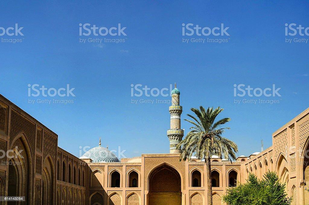 Al-Mustansiriya University, Baghdad stock photo