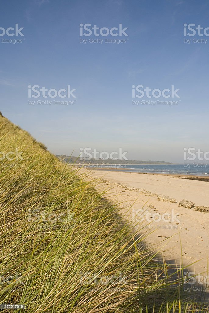 Alnmouth royalty-free stock photo