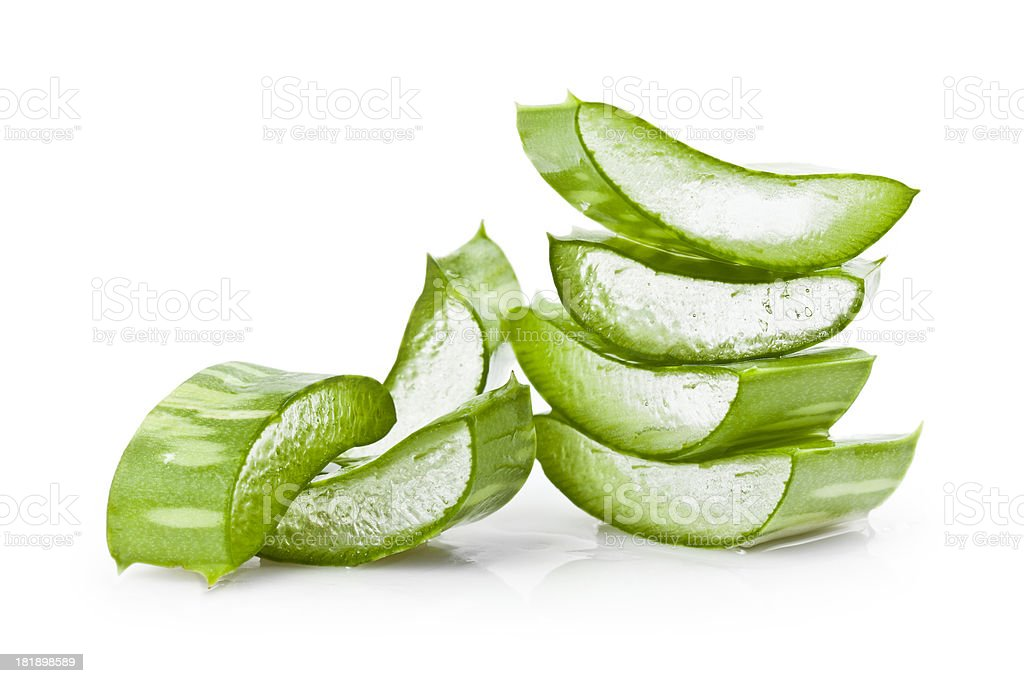 Aloe Vera royalty-free stock photo