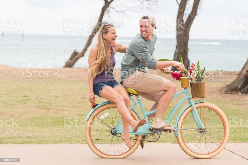 Aloha Life stock photo