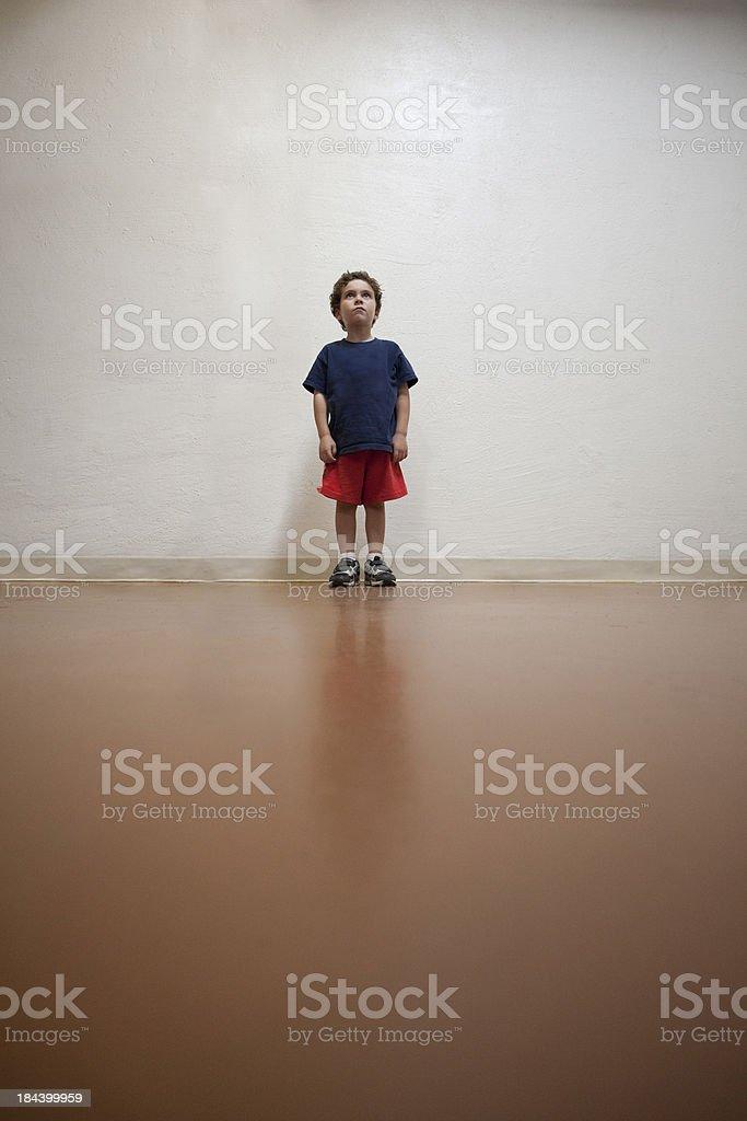 Alone stock photo