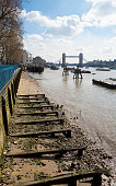 Along the River Thames to Tower Bridge
