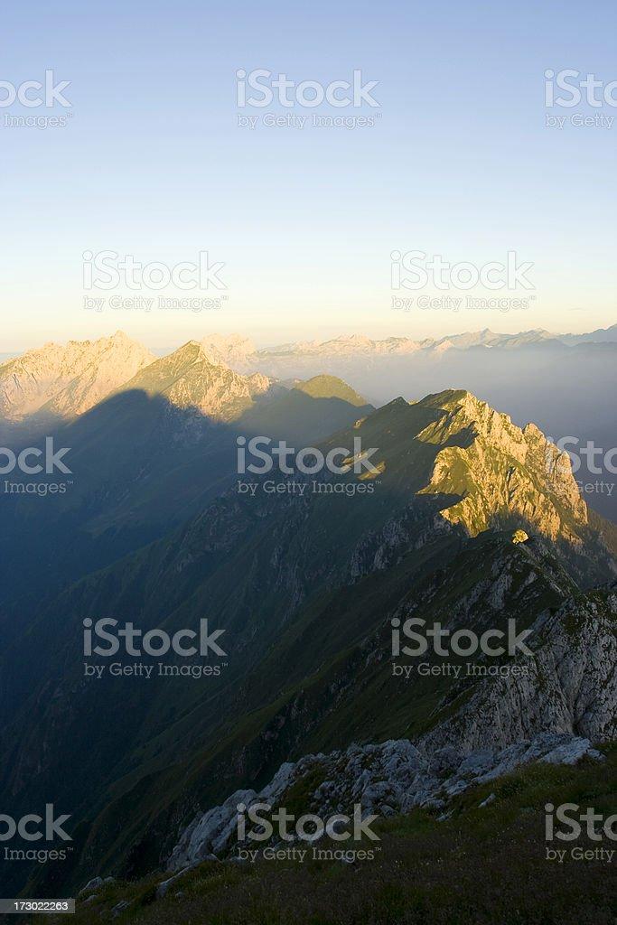 alp royalty-free stock photo