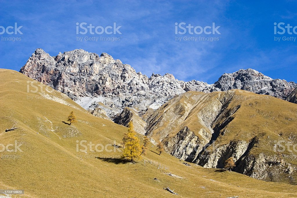 Alp Trupchun royalty-free stock photo