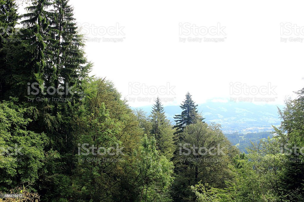 Alpenlandschaft stock photo