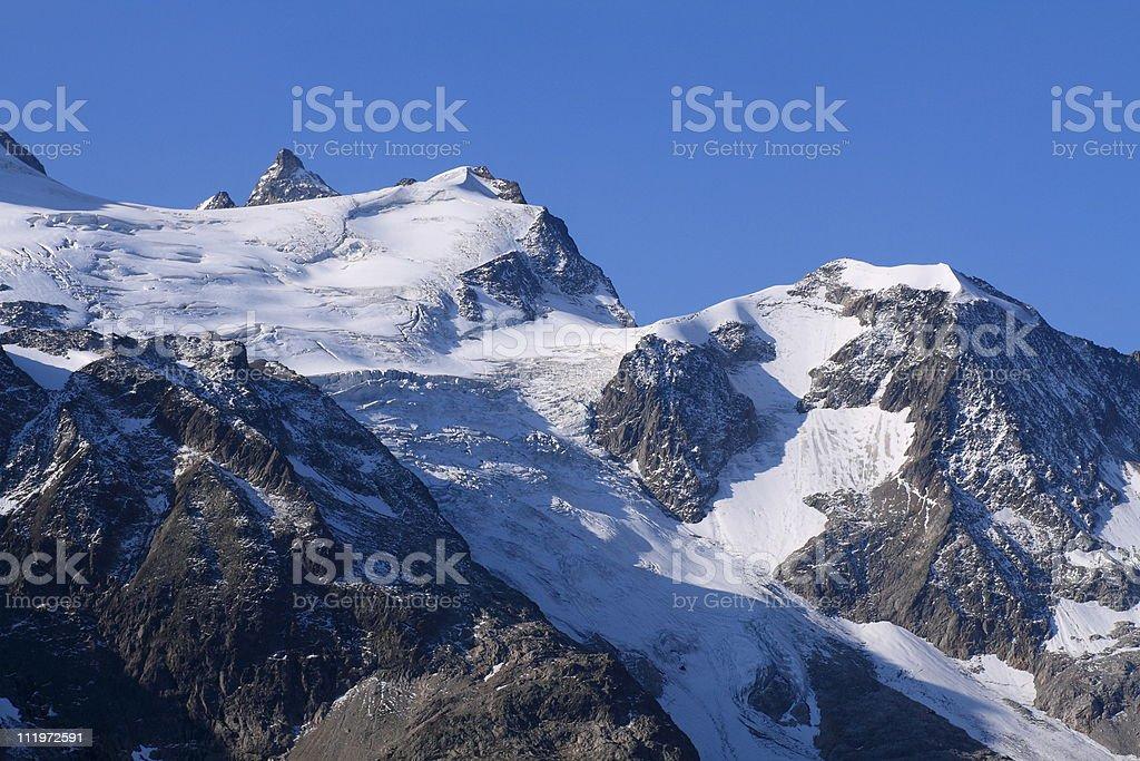 Alpi Svizzere royalty-free stock photo