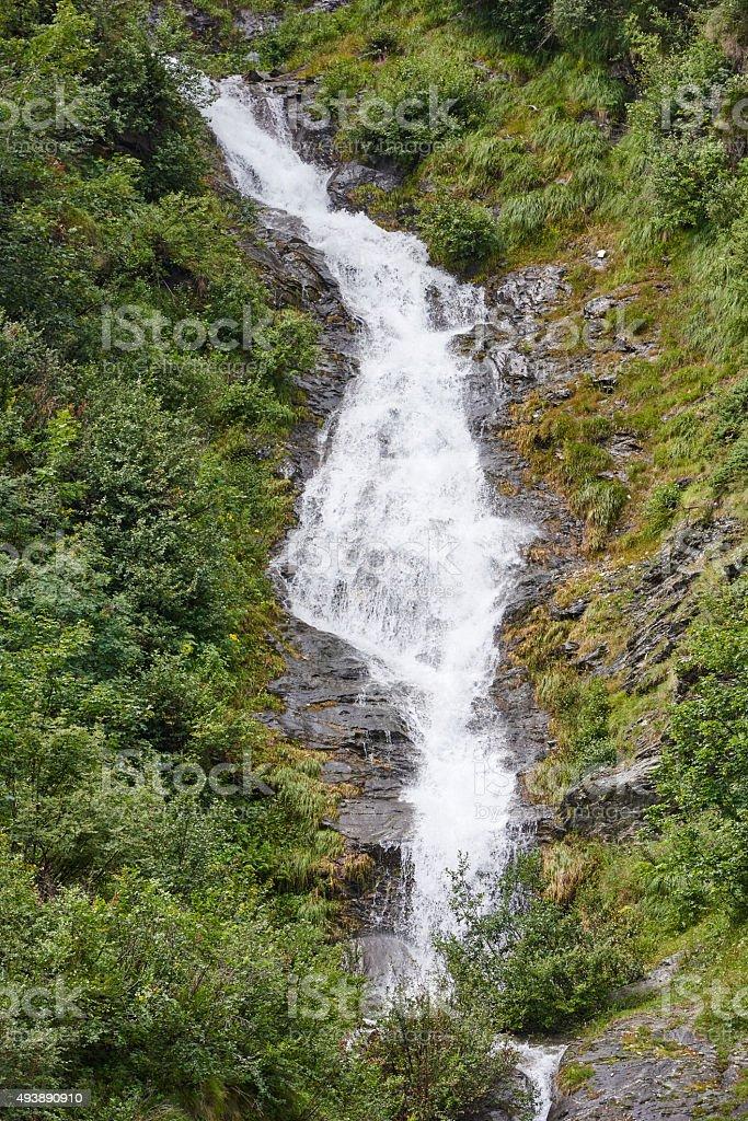 Alpine Stream stock photo