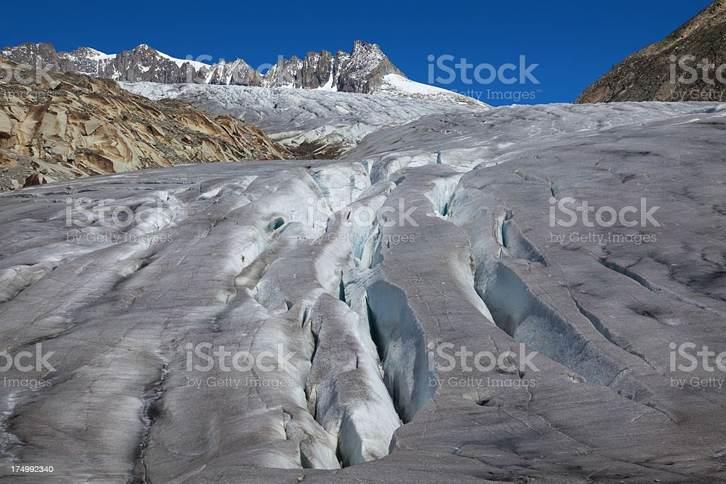 Alpine world royalty-free stock photo