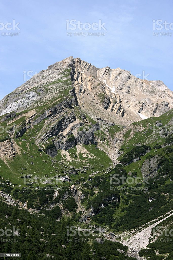 Alps, Austria stock photo
