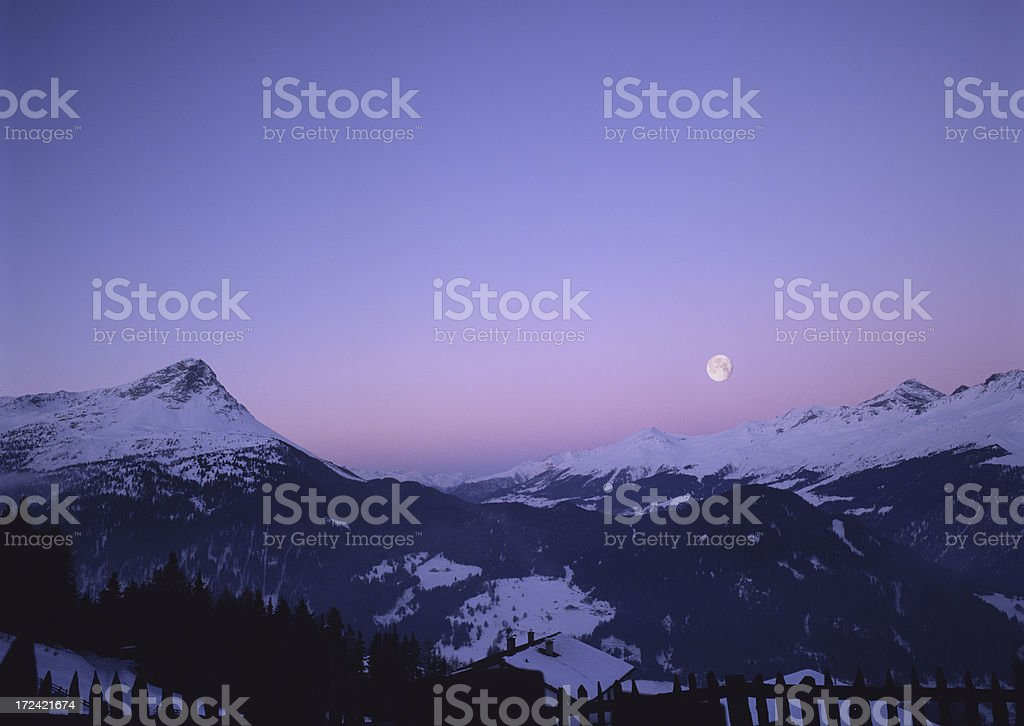 Alps (image size XXL) royalty-free stock photo