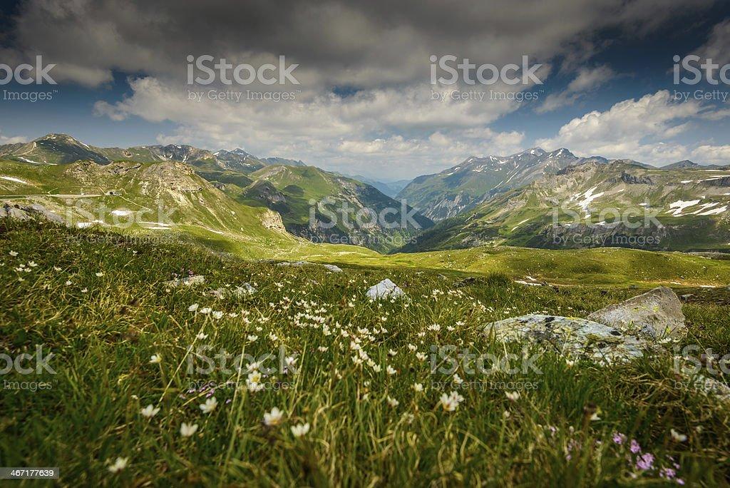 Alps royalty-free stock photo