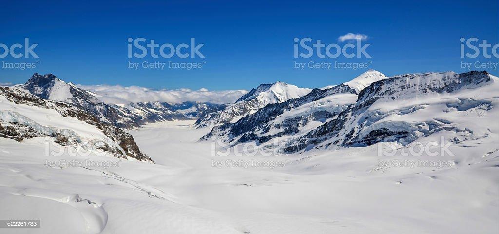 Alps, Switzerland stock photo