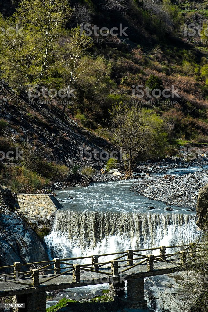 Alpujarras, Andalusia, Spain stock photo