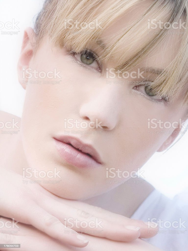 Pure royalty-free stock photo