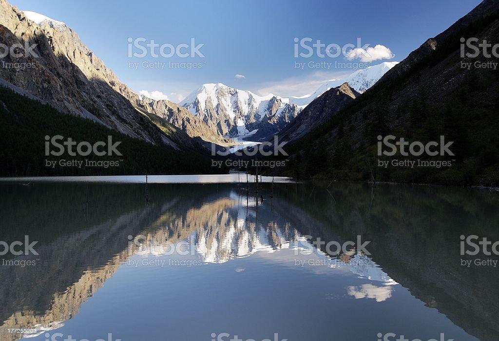 Montagnes Altaï, Russie photo libre de droits