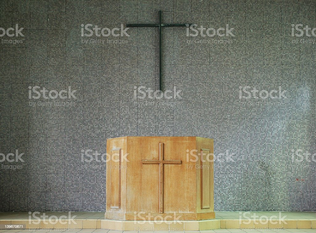 altar 2 royalty-free stock photo