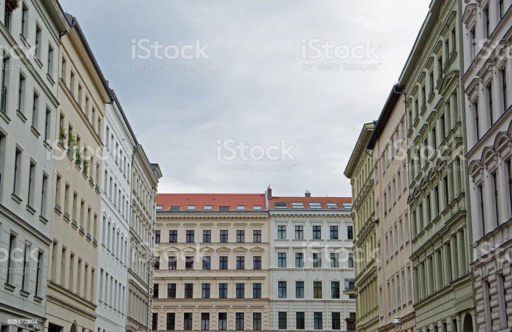 Altbau stock photo