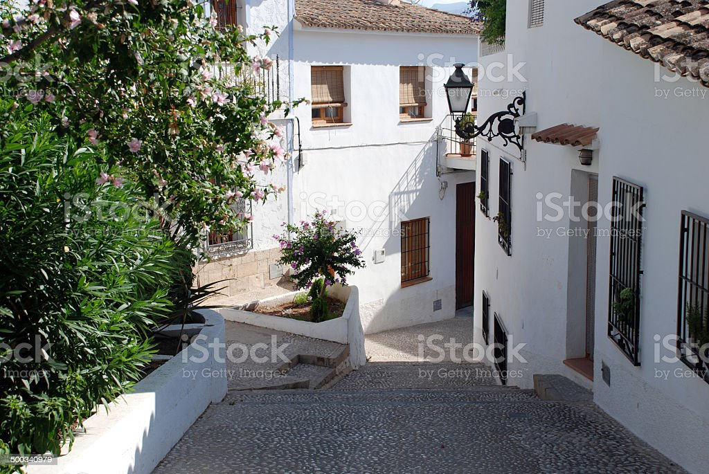 Altea royalty-free stock photo