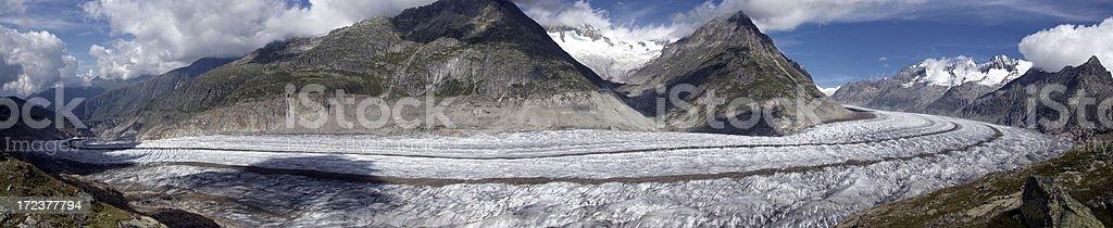 Altech Glacier royalty-free stock photo