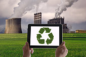 Alternative energy and recycling concept