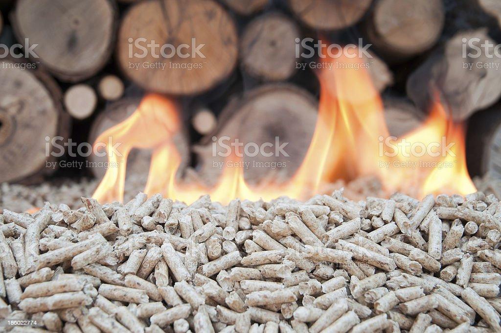 Alternative energy royalty-free stock photo