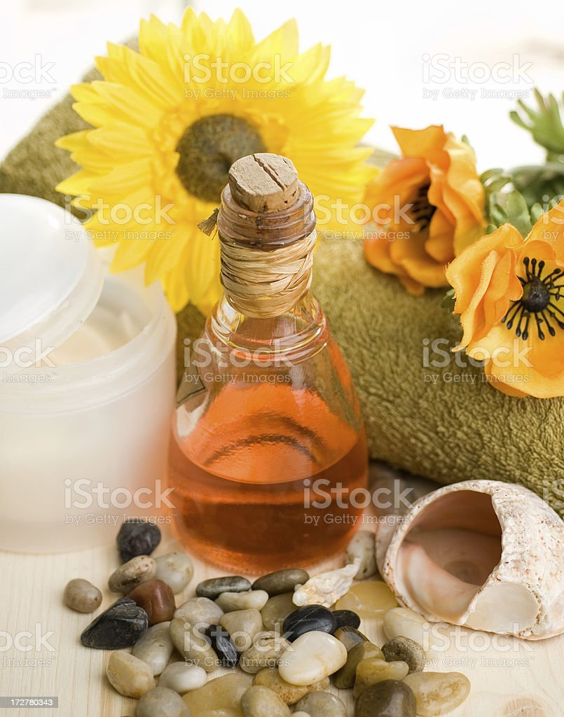 alternative medicine and spa royalty-free stock photo