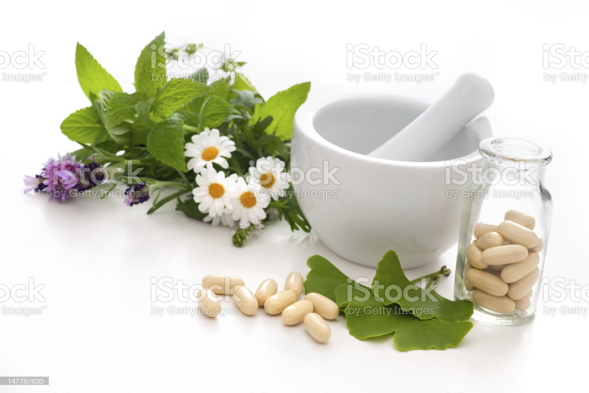 Alternative Medicine royalty-free stock photo