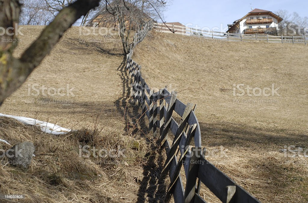 Alto-Adige stock photo