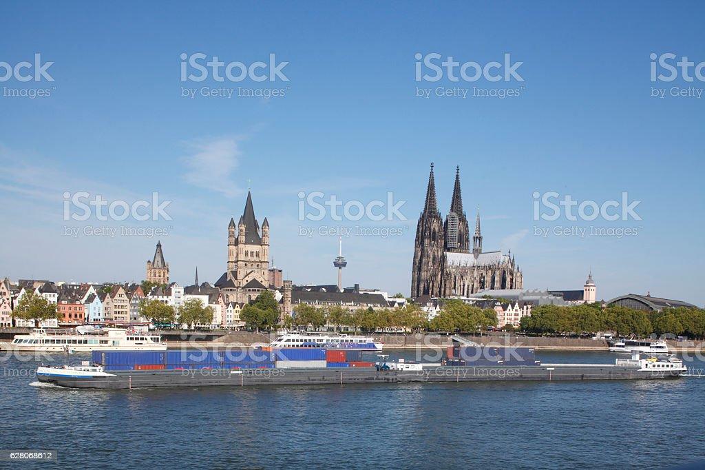 Altstadt stock photo