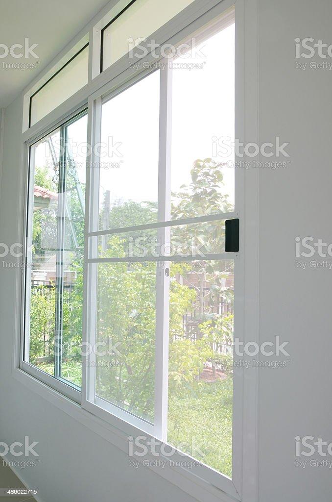 aluminiem stock photo
