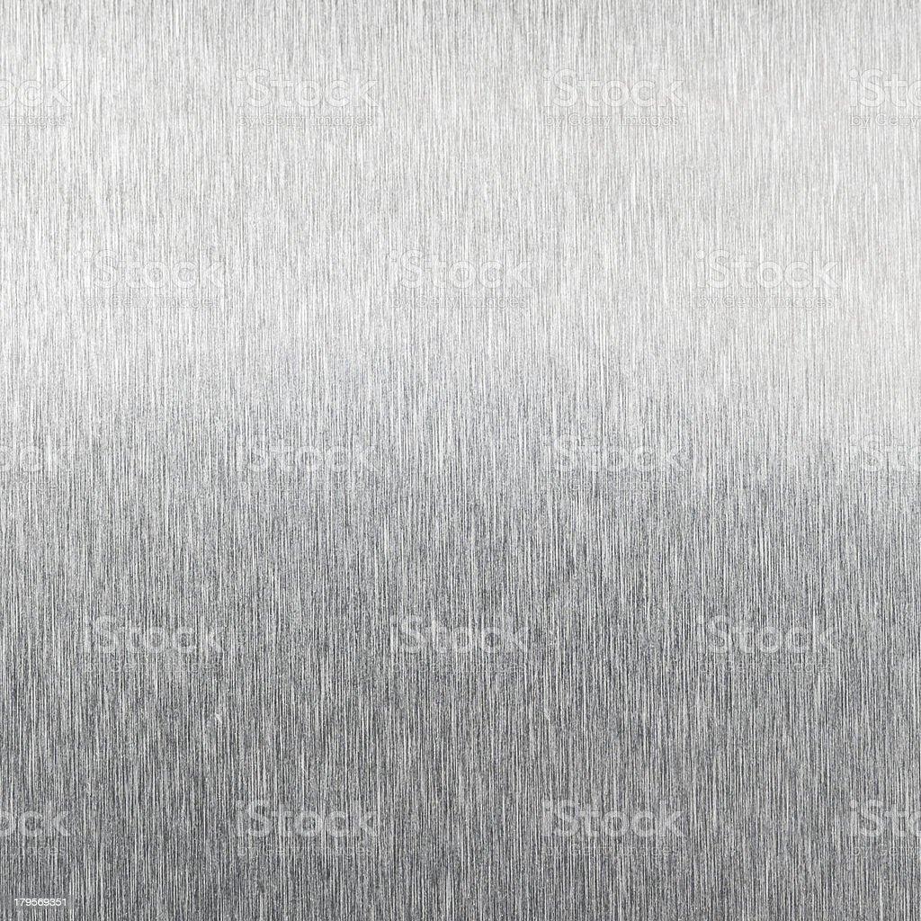 Aluminium foil (sheet) texture royalty-free stock photo