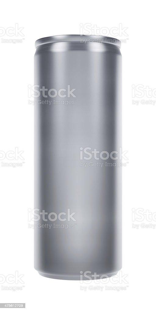 Aluminum Can stock photo