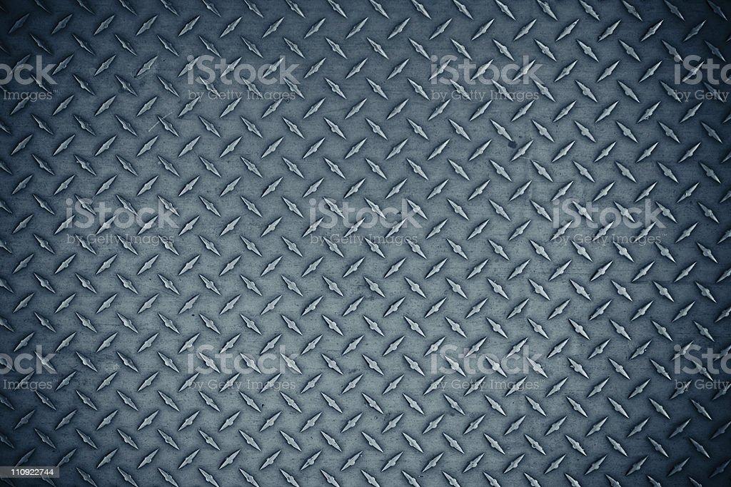 Aluminum Floor stock photo