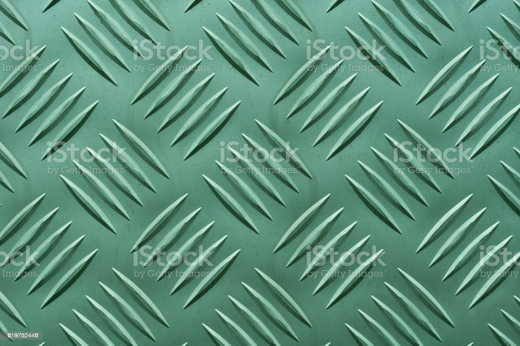 Aluminum plate stock photo