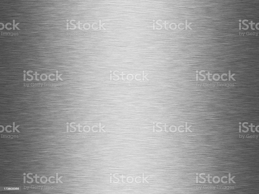 Aluminum Texture royalty-free stock photo
