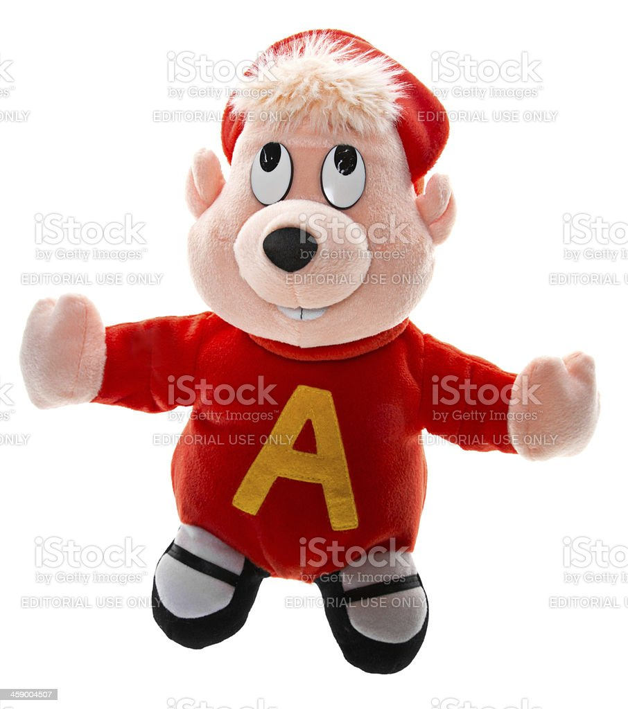 Alvin and the Chipmunks stock photo