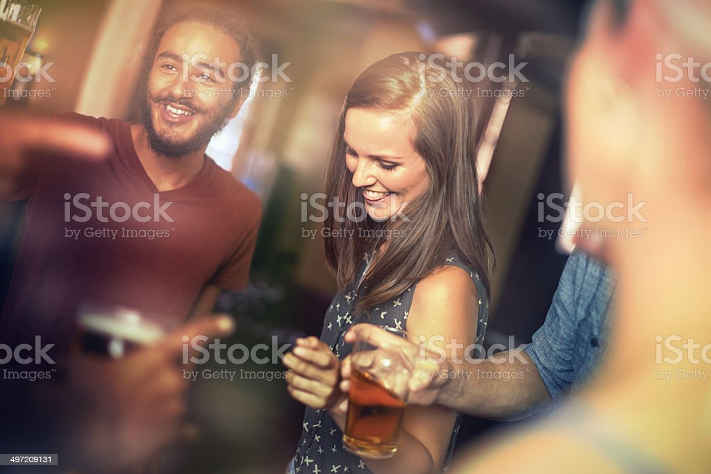 Always a good time stock photo