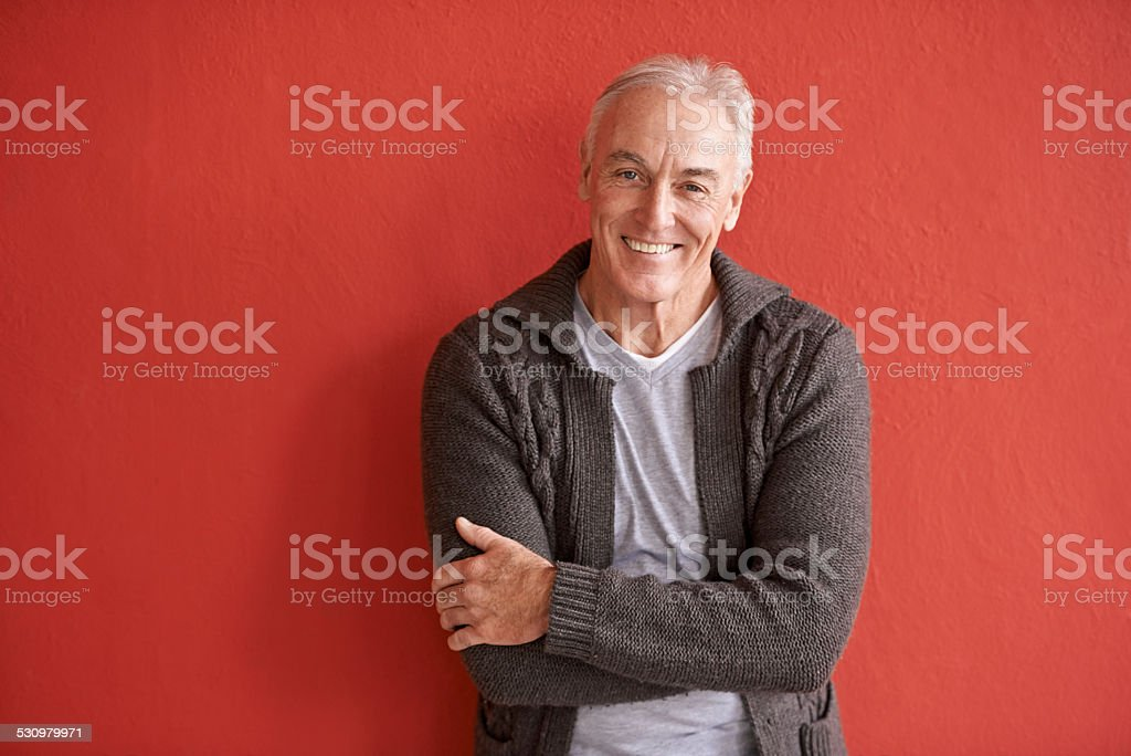 I always find a reason to smile stock photo
