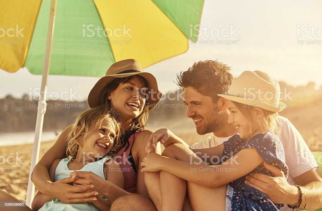 Always make time for the things that make you happy stock photo
