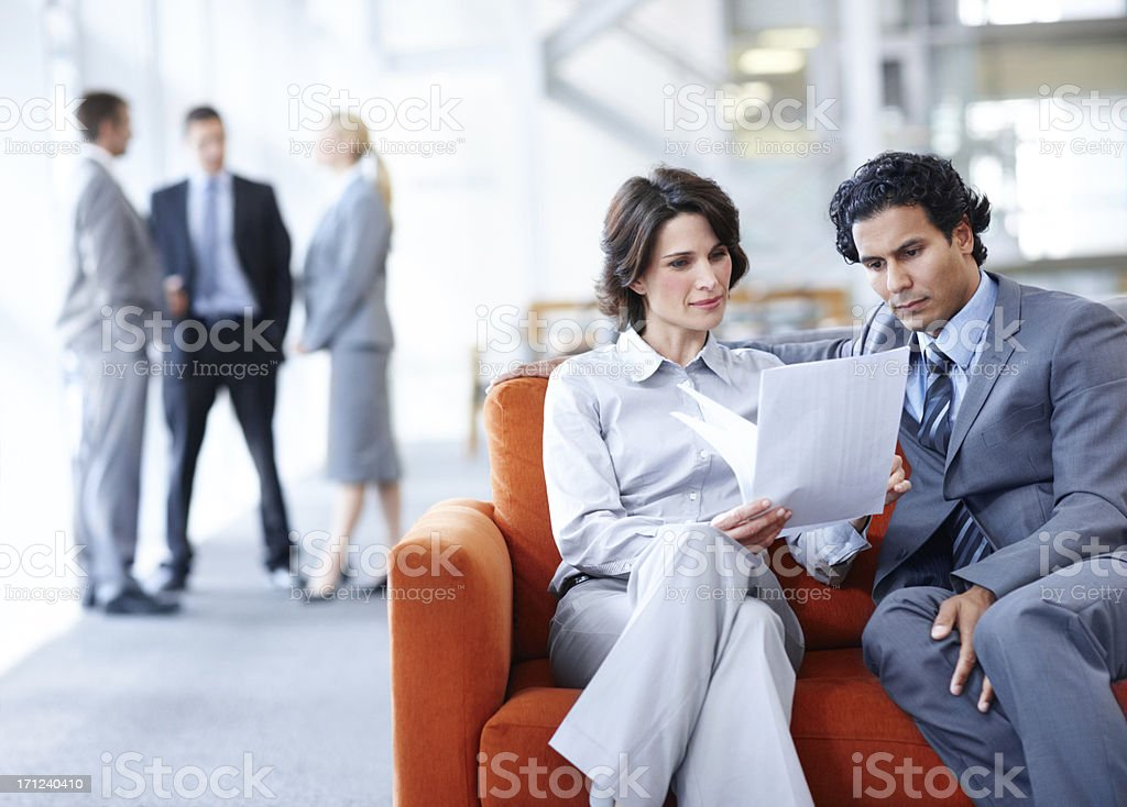 Always prepared royalty-free stock photo