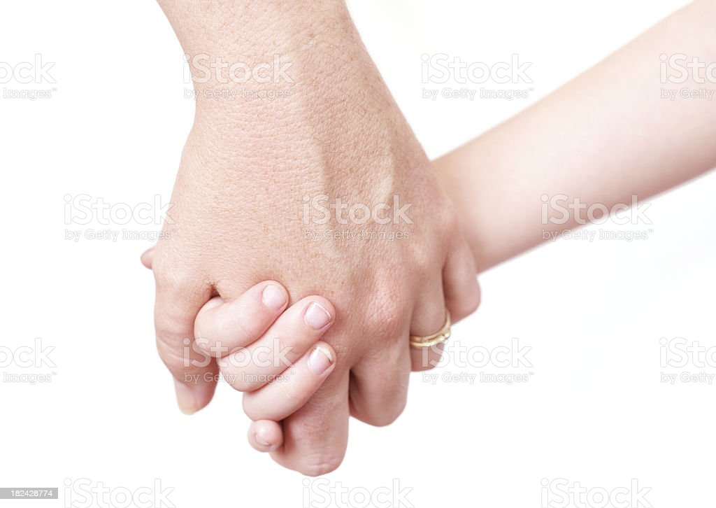 Always there for you royalty-free stock photo