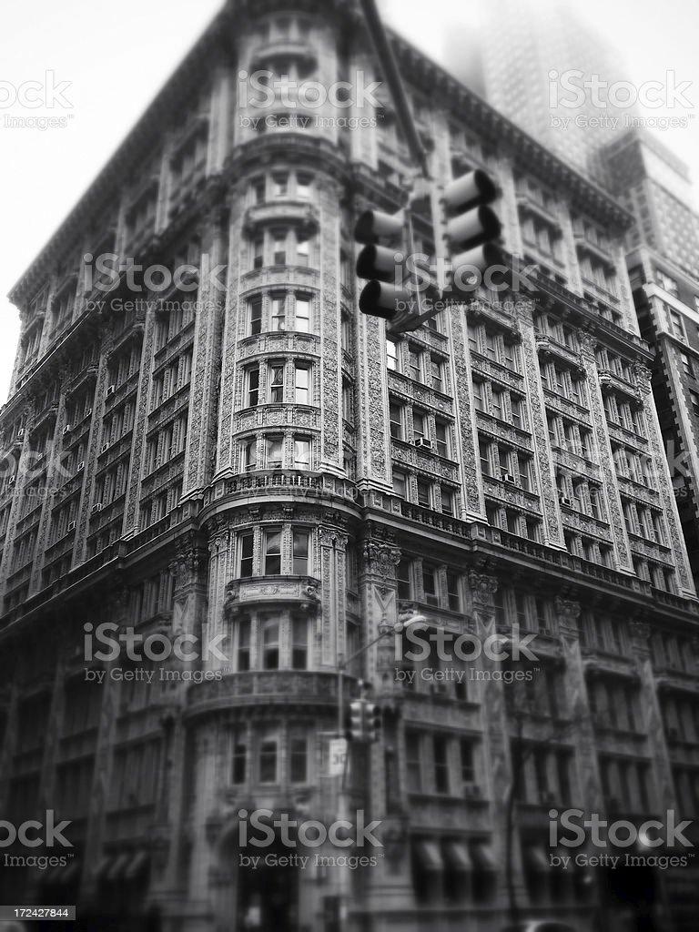 Alwyn Court in New York City royalty-free stock photo