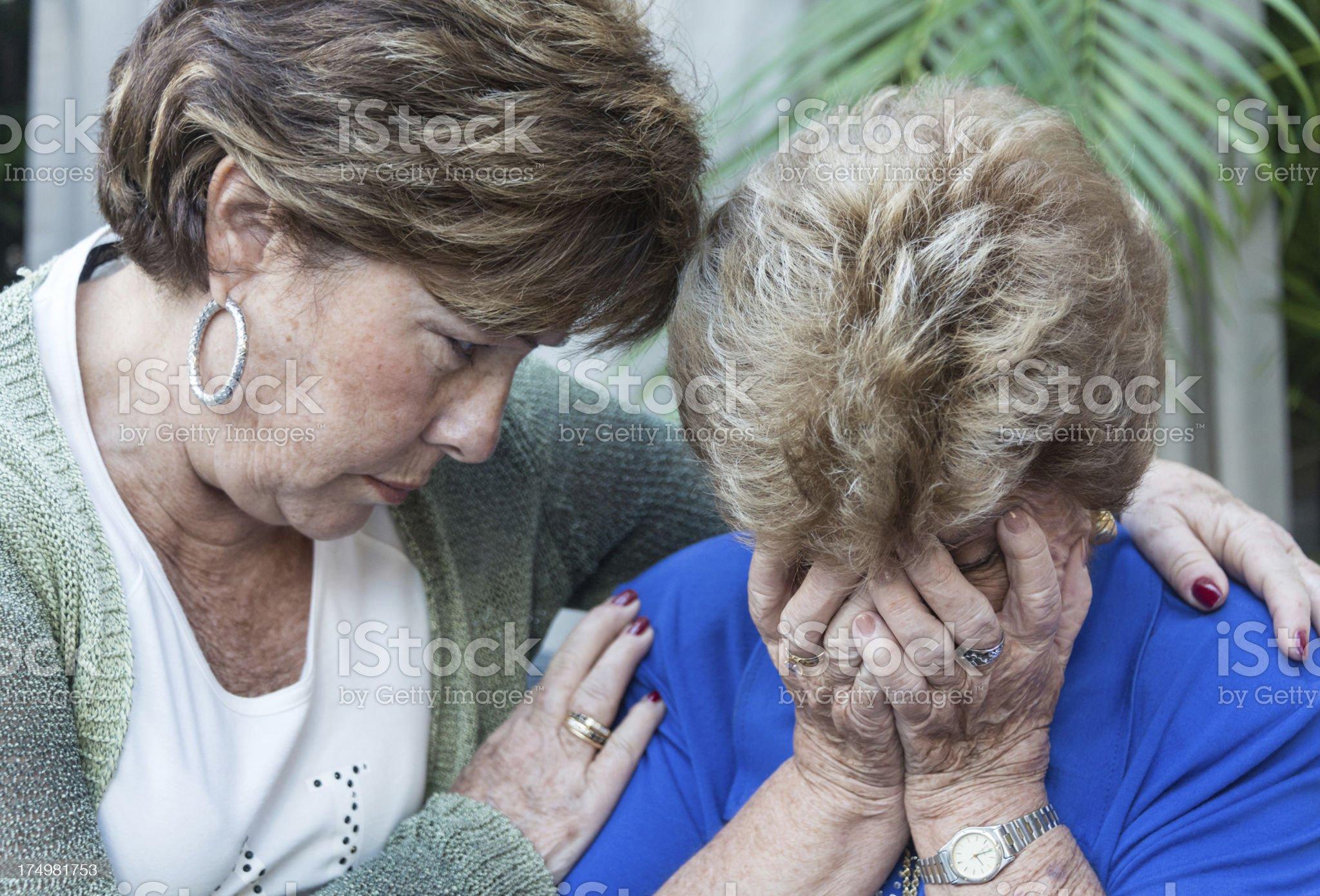 Alzheimer royalty-free stock photo