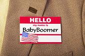 I am Baby Boomer.