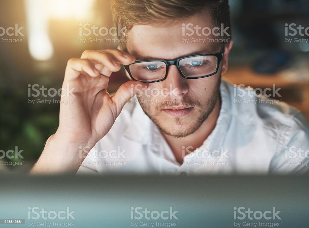 Am I seeing this right? stock photo