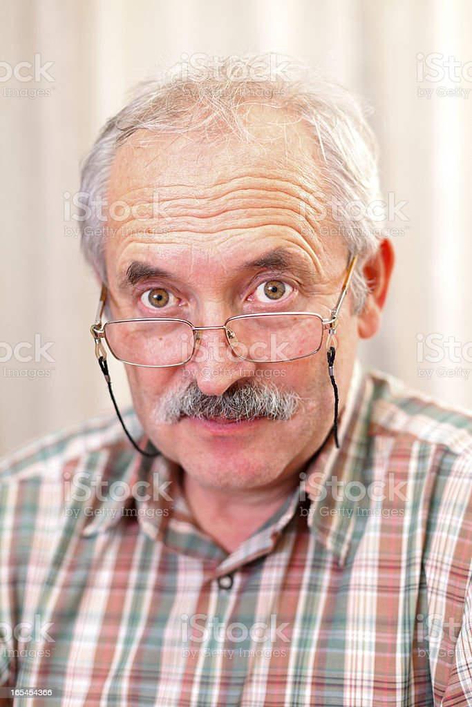 I am listening to you now royalty-free stock photo